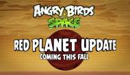 Angry Birds estará pronto en Marte