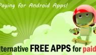 Antiroid: Alternativas a las aplicaciones de pago de Android