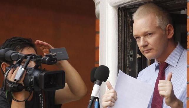 Londres rechaza la propuesta de Ecuador sobre Julian Assange