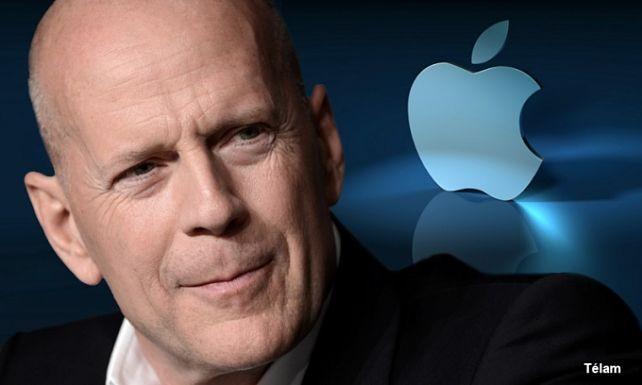 Bruce Willis podría tomar medidas legales contra Apple
