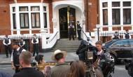 """Las """"posibles"""" puertas traseras para Assange"""