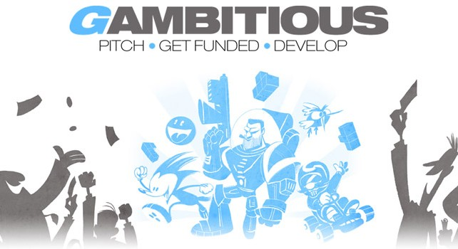 Gambitious, crowdfunding exclusivo para videojuegos
