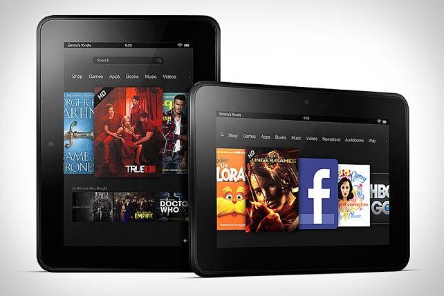 El Kindle Fire HD llegará a España el 25 de Octubre