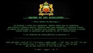 Les Royalistes atacan las páginas web del Partido Popular
