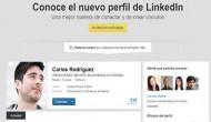 Linkedin presenta un nuevo diseño para el perfil de usuario