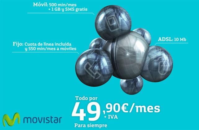 Vía libre a Movistar Fusión, la CMT autoriza su lanzamiento