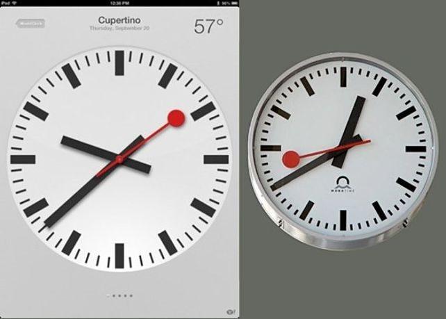 Apple acuerda con los ferrocarriles suizos utilizar su reloj