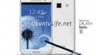 Samsung Galaxy Note 2: Algunos detalles antes de su presentación