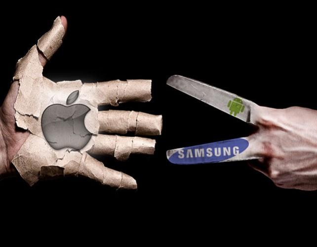 Samsung presenta una nueva demanda contra Apple