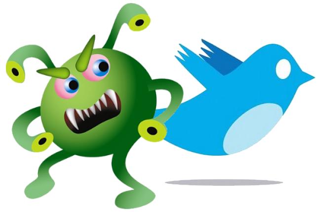 ¡Precaución! Un troyano se está distribuyendo por Twitter
