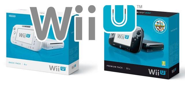 La Wii U estará a la venta en España el 30 de Noviembre