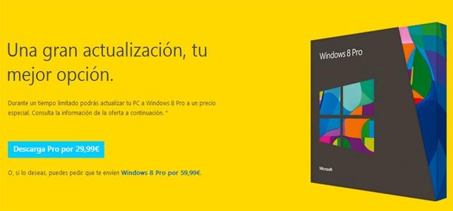 Windows 8 ya está a la venta tras su presentación