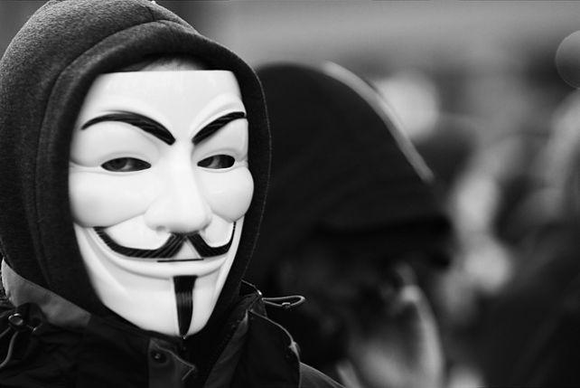 Anonymous comienza una nueva ola de ataques