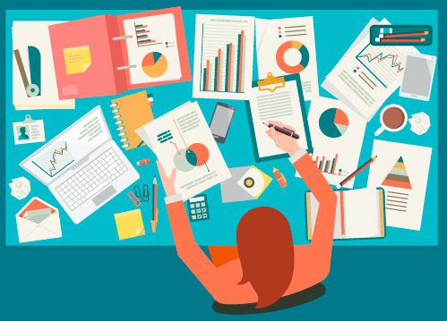 Plataforma para gestionar CVs
