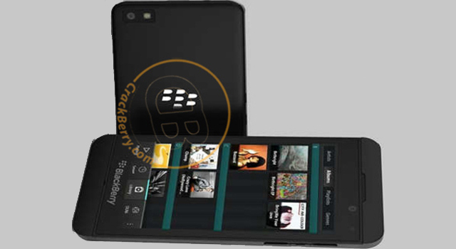 Blackberry 10 se lanzará en 2013