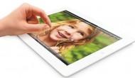 iPad 4G, otro de los protagonistas del evento de Apple