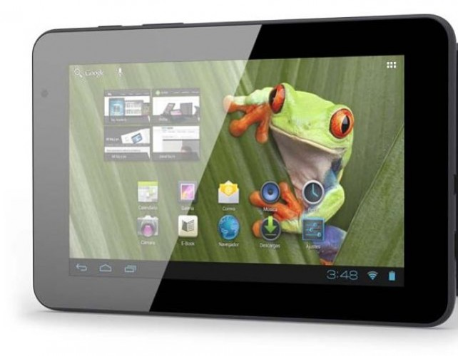 La nueva familia de tablets de 7'', bq Maxwell